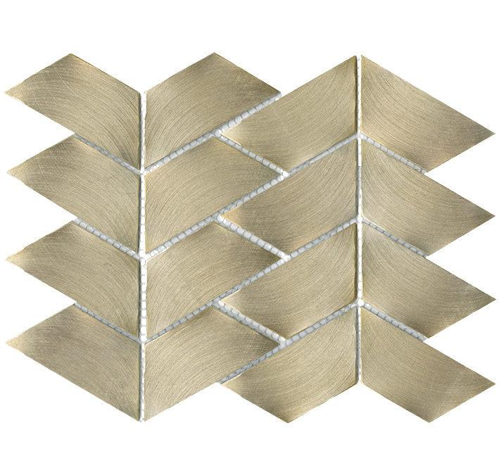 Gravity Aluminium Trace Gold